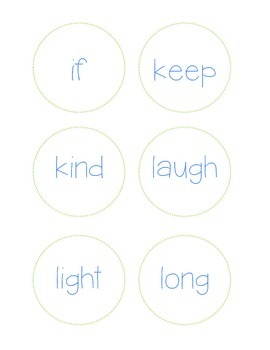 Yoda Sight Word Game