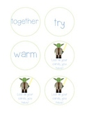 Yoda Sight Word Game