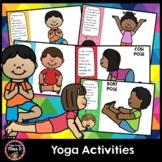 Yoga Activities - Indoor Workout, Indoor Recess
