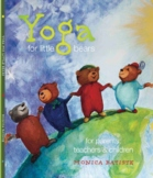 Yoga Bear book PLUS Yoga Bear illustrations for painting
