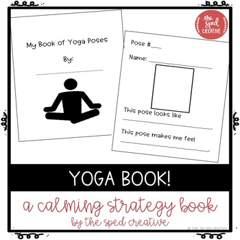 Yoga Book – Calming Strategies for the Classroom