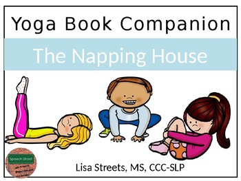 Yoga Book Companion- The Napping House
