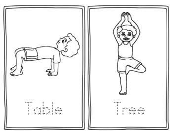 Yoga Booklet
