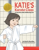 Yoga Book for Kids - Katie's Karate Class