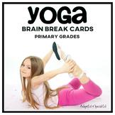 Yoga Brain Break Cards
