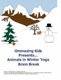 Yoga Brain Break for Animals in Winter