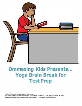 Yoga Brain Break for Test Prep
