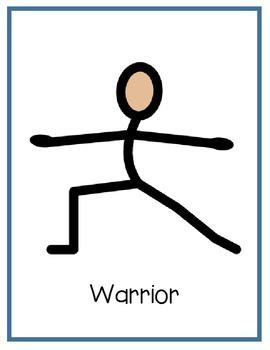 Yoga Break Cards