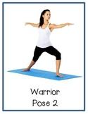 Yoga Break Cards: Middle/High School
