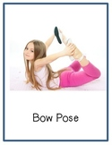 Yoga Break Cards: Preschool/Elementary School