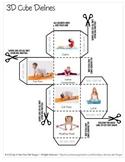 Yoga Break Cubes: Preschool/Elementary School