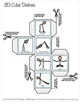 Yoga Break Cubes