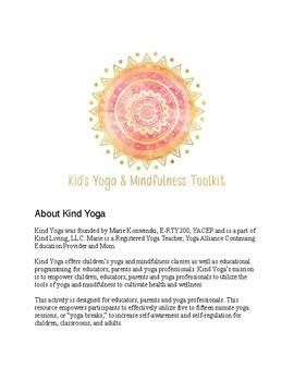 Yoga Breathing Activity