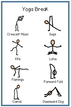 Yoga Bundle- Symbols