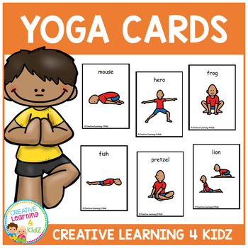 Free Printable Yoga Flash Cards For Kids Yogawalls
