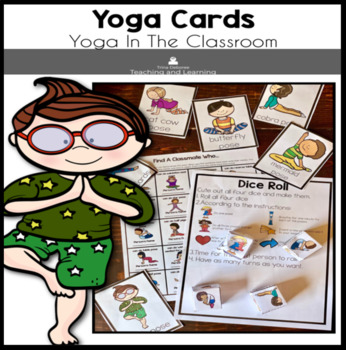 yoga cards for kids yoga sequences yoga games and yoga