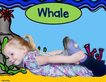 Yoga Cards On The Ocean - Kids