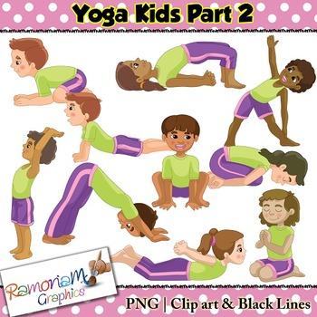 Yoga Clip art