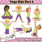 Yoga Clipart Teaching Resources