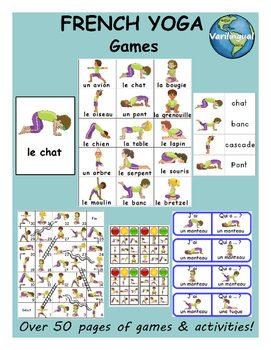 Yoga FRENCH Games