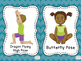 Move It! Yoga Flash Cards for Brain Breaks and Daily Physical Activity