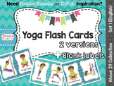 Move It! Yoga Flash Cards for Brain Breaks and Daily Physi