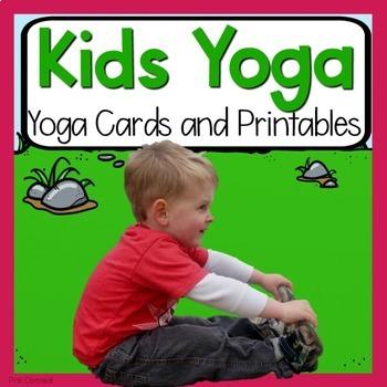 Yoga For Kids Bundle 3