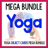 Yoga For Kids Objects Mega Bundle
