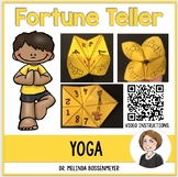 Yoga Fortune Teller Game
