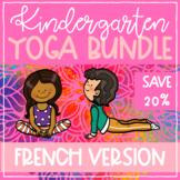 Yoga & Mindfulness Bundle IN FRENCH