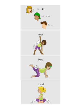 Yoga Minis - Set of 5 yoga videos