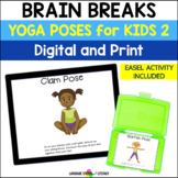 Distance Learning | Yoga Poses for Kids 2