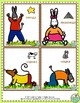 Yoga Poses Printable Cards in RUSSIAN 12 Card Set