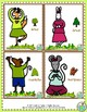 Yoga Poses for Spanish Class 12 Printable Cards