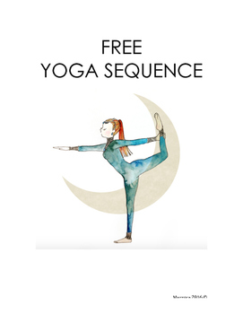 Yoga Sequence Lesson Plan