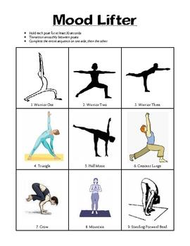 yoga sequencesms g's teaching ideas  teachers pay