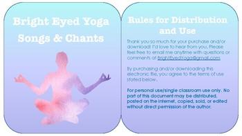 Yoga Songs & Chants