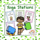Back to School Yoga Posters - Breath, Poses, Inspiration