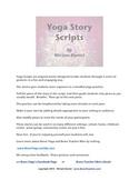 Yoga Story Script:  Walk In The Meadow