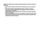 Yoga Story/Original Movement Sequence