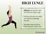 Yoga Sun Salutation Workout