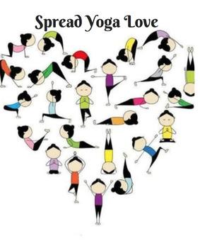 Yoga Valentines