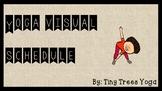 Yoga Visual Schedule