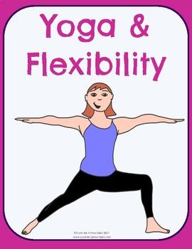 Yoga and Flexibility No-Prep Thematic Unit Plan