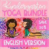 Yoga and Mindfulness Bundle IN ENGLISH