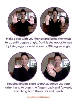 Yoga for Hands, Wrists, and Eyes