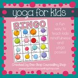 Yoga for Kids Bingo