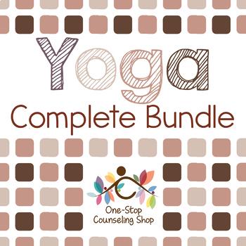 Yoga for Kids Complete Bundle