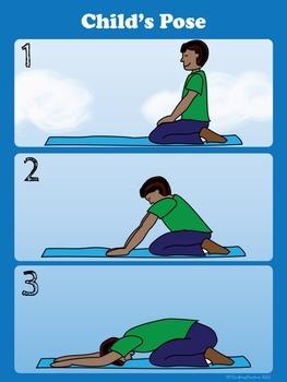 Yoga in the Classroom FREEBIE Sample Pack