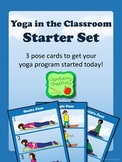 Yoga in the Classroom FREEBIE Sample Pack